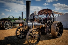 2nd - Traction Engine by Neville Nicholson
